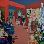 Picasso & Picassos by Ralph Papa